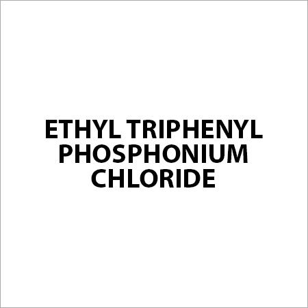 Ethyl Triphenyl Phosphonium Chloride