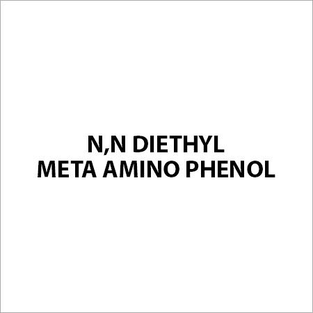 N,N Diethyl Meta Amino Phenol