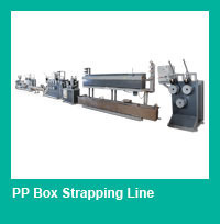 plastic pet box strapping machine