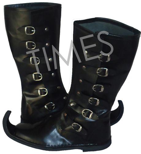 Medieval Black Boot