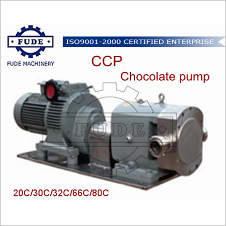 32C Chocolate Pump