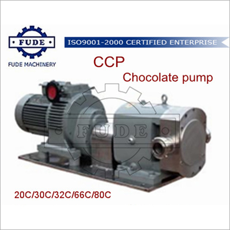 66C Chocolate Pump