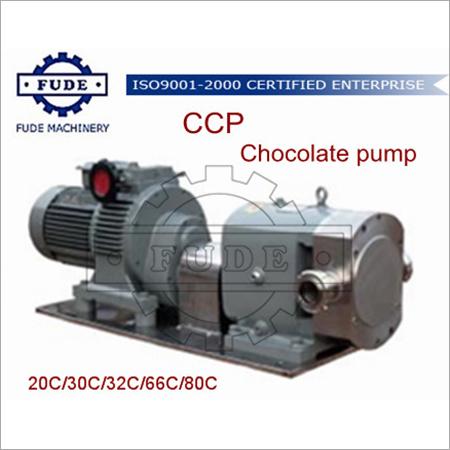 80C Chocolate Pump
