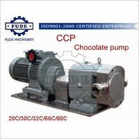 80C Chocolate Pump