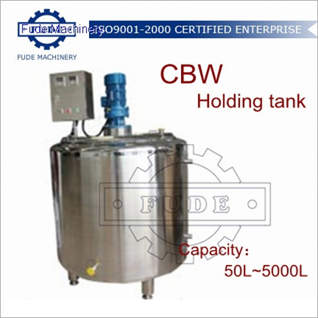 100L Chocolate Holding Tank