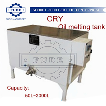 500L Chocolate Melting Tank