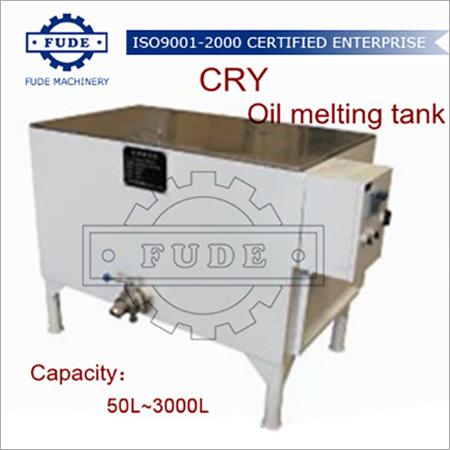 500L Chocolate Melting Tank