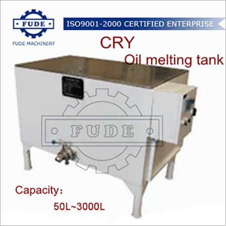 2000L Chocolate Melting Tank