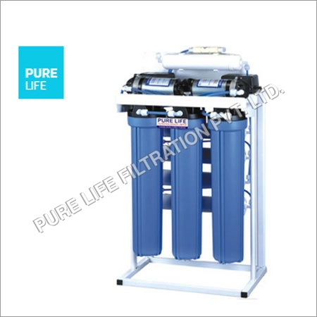 Pure Life 50LPH To 100LPH RO Plant