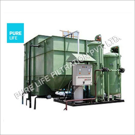 Compact Sewage Water Plant