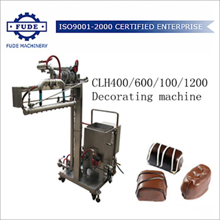 600 Decorating machine