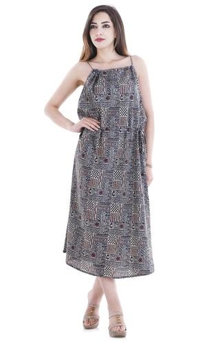 Women Girls Causal Halter Dress
