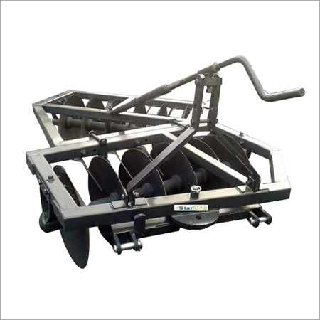 Hydraulic Disc Harrow