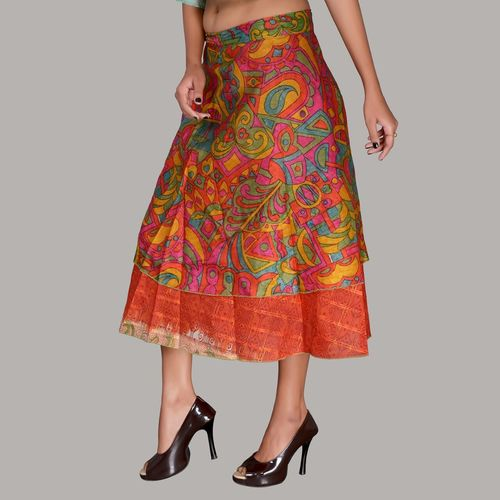 Women Girls Designer Skirts