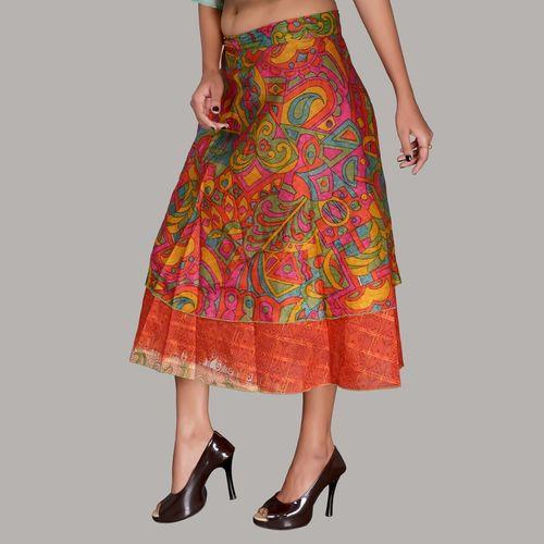 Women Girls Designer Skirts