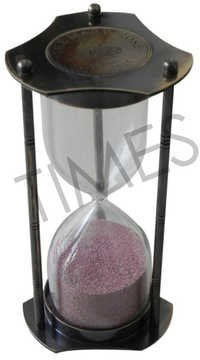 Antique Marine Sand Timer
