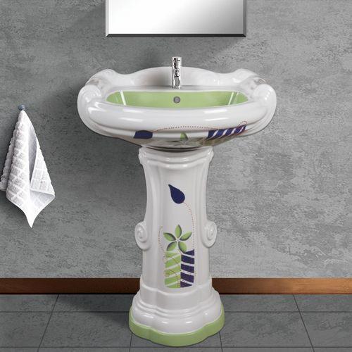 Designer Wash basin With Pedestal