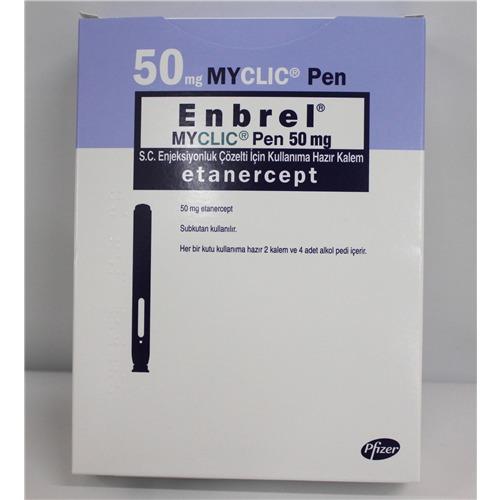 Enbrel 50mg Solution