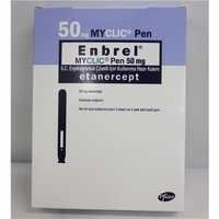 ENBREL 25 MG SC solution