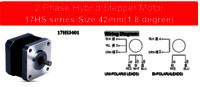 17HS3410 Stepper motor