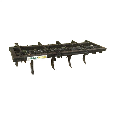Tractor Drawn Spring Loaded Cultivator