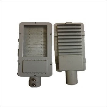 LED Street Light Fixture Enclosure