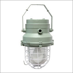 Flameproof Led Glass Fixture