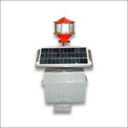 Solar Obstruction LED Light