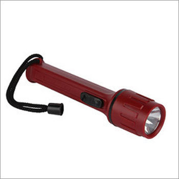 LED Torch LP-607 Switch