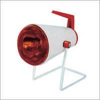 Infra Red Lamp Stand With Bulb