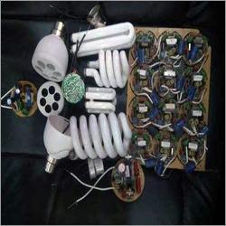 CFL Bulb Raw Material