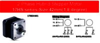 17HS4401 Stepper motor
