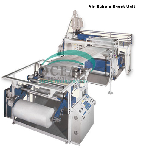 Air Bubble Film Extruder