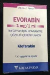 Evorabin 1mg / 1ml