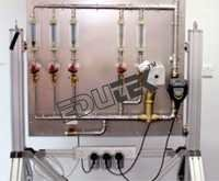 Four-Way Mixing Valve Training Panel
