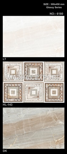 Ceramic Coloured Wall Tiles