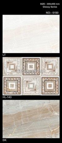 Ceramic Coloured Wall Tiles