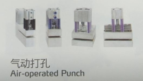 Air-Operated Punch
