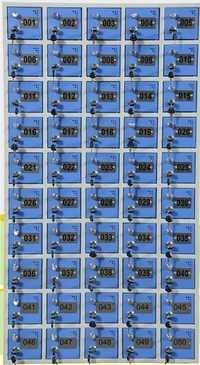 50 Cell Phone  Lockers