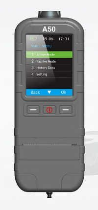 Alcohol Breath Analyser with Inbuilt Printer A50