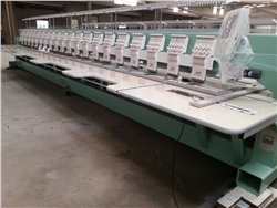 Intouch High Speed Embroidery Machine Model No.446