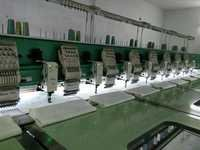 Intouch High Speed Embroidery Machine Model No.451