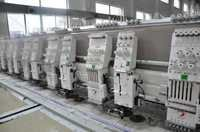 Intouch High Speed Embroidery Machine Model No.449