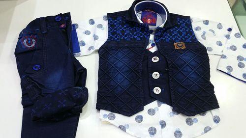 Fancy Jacket Suit For Kids