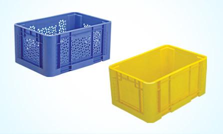Eurojumbo Plastic Crates