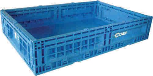 Foldable Plastic Crates