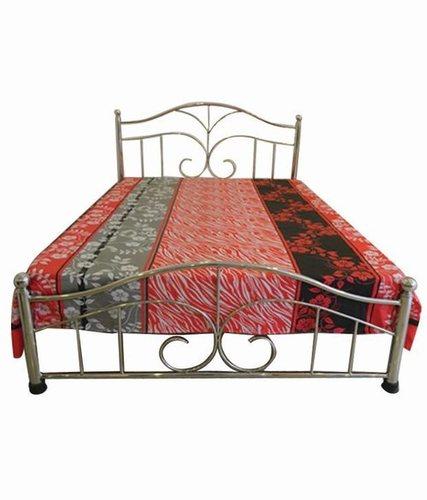 5x6 Steel Bed