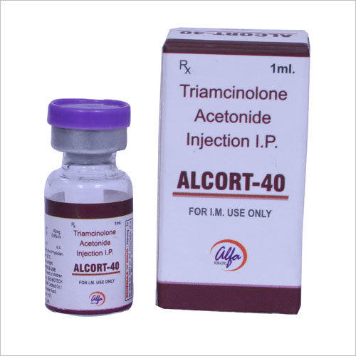 Alcort 40 Injection