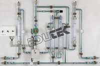 Three-Way Mixing Valve Training Panel