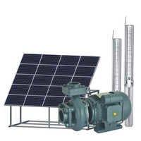 Solar Motor Pump